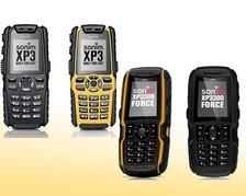 Mobiltelefone PMR