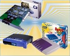 Modems Analog / DSL / ISDN