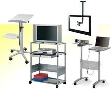 Multimedia-Tische