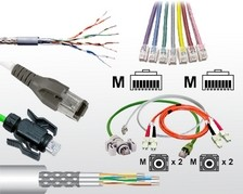 Netzwerk Verkabelung & Zubehör