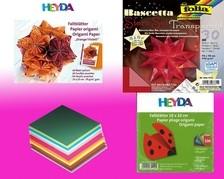 Origami Faltblätter