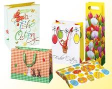 Geschenktüten für Ostern
