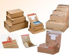Paket-Versandkartons