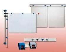 Planhalter-Systeme