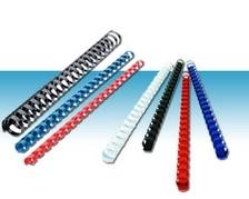 Plastikbinderücken
