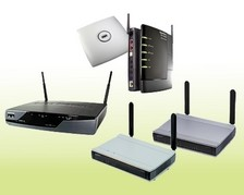 Router & Accesspoints