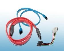 S-ATA Anschlusskabel & -adapter