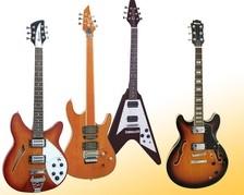 Sonstige E-Gitarren