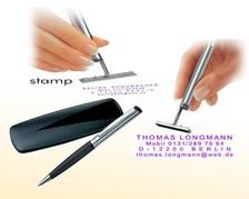 Stempelkugelschreiber