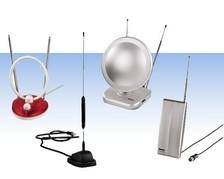 TV⁄ SAT⁄FM⁄DVB-T Antennen