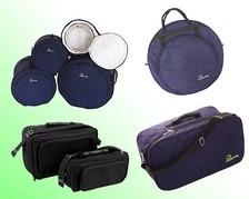 Taschen und Cases für Drums