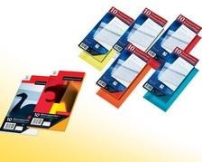 Transparent-Papiere / Umschläge