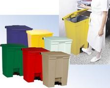 Tret-Abfalleimer aus Kunststoff