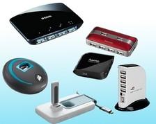 USB & FireWire Hubs