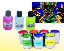 UV-Farbe & -Deko
