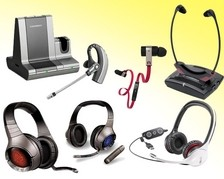 Universelle Headsets