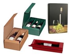 Wein-Geschenkboxen