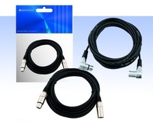 XLR-Kabel konfektioniert