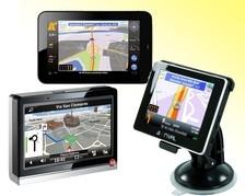portable Navigationsgeraete PKW