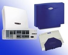 teilmodulare ISDN Analagen