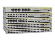 ALLIED 48 Port PoE+ Gigabit Advanged Layer 3 Switch w/ 4 SFP ohne Power-Supply (AT-X610-48TS-POE+)