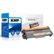 Kmp toner brother tn-3380 / tn3380 black 8500 s. b-t46 remanufactured (1258,3000)