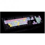 Logickeyboard apple final cut pro x astra bl engl. (mac) (lkb-fcpx10-ambh-uk)