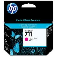 HP 711 Original Tinte magenta Standardkapazität 29ml 1er-Pack (CZ131A)