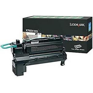Lexmark tonerX792X1KG