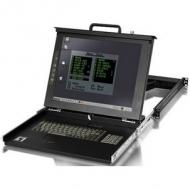 "Levelone konsole 15"" lcd console drawer1u,viewcon,englisch (kvm-0115us)"