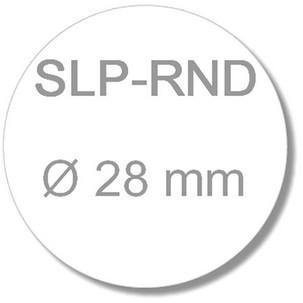 Seiko etiketten rundSLP-RND
