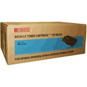 Ricoh toner schwarz400760