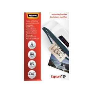 Fellowes Laminierfolientasche DIN A4 glänzend 160 mic 100 Stück