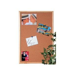 Symbolbild: Korktafel mit Holzrahmen - Lieferung ohne Zubehör27040-70