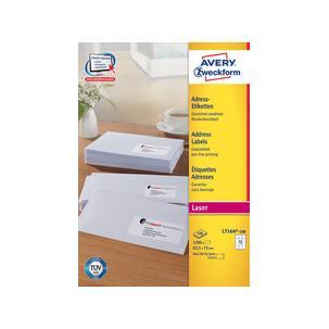 Symbolbild: QuickPEEL Adress-EtikettenL7160-250