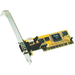 Serielle 16C550 RS-232 PCI Karte, 1 PortEX-41051