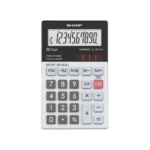 Taschenrechner EL-W211G GYEL-W211G-GY