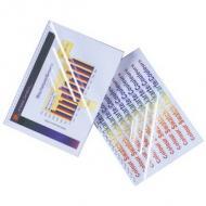 21-Lochung transparent LEITZ Abheftstreifen DIN A4