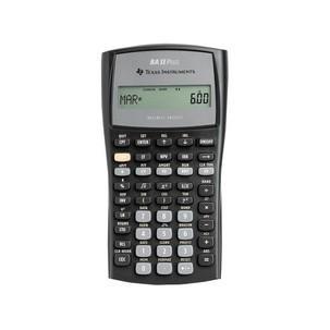 Finanzrechner TI-BA II PlusIIBAPL