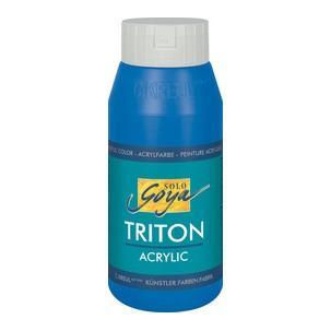 """Acrylfarbe SOLO Goya """"Triton Acrylic"""", 750 ml17022"""