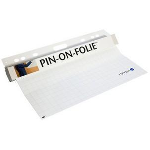 FRANKEN  U-Act Line Flipchart Block weiß kariert perforiert Papier Whiteboard