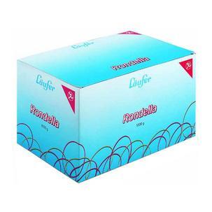 Gummiringe RONDELLA, im Karton