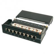 Desktop Patch Panel, 8 Port