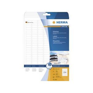 4008705048200 HERMA Inkjet-Etiketten SPECIAL 4820 8 mm 66 x 33 weiß
