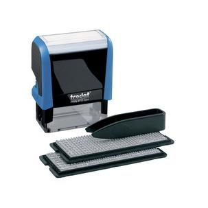 Textstempelautomat Typo Printy Set 49122579