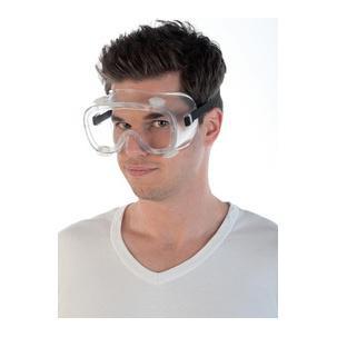 Symbolbild: Antibeschlag-Vollsichtschutzbrille, in Anwendung8510