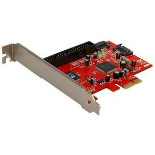 Serial ATA + IDE PCI-Express Karte, 2 + 1 PortPC0003A