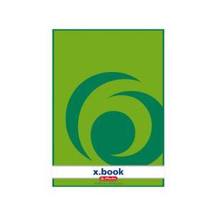 Briefblock x.book DIN A4, blanko717405