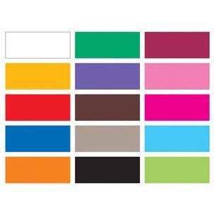 Heftschoner DIN A4, verfügbare Farben7455
