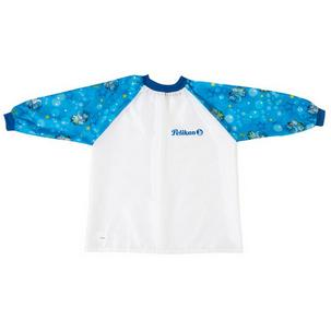 Malschürze Boy, blaue Ärmel105346